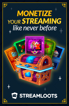 Monetize youur streaming like never before