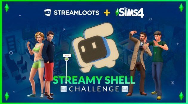Streamy Shell Challenge